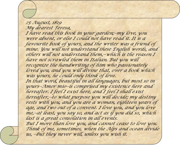 Quotes About Love Letters : ... Collection of Classic Letters and Quotes About Love The Lucky Penny
