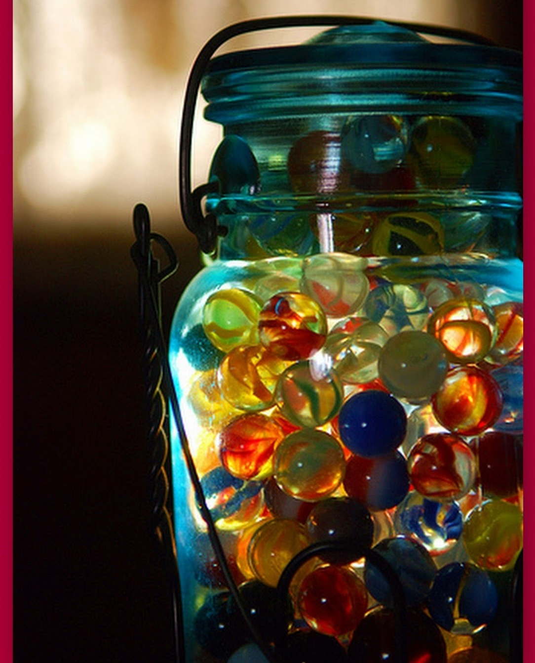 Jar Of Marbles Story : A thousand marbles the lucky penny