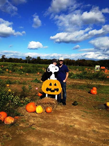 Stakey's Pumpkin Farm 2014