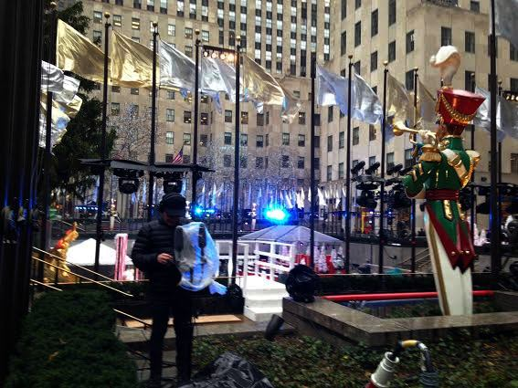 Rockefeller Center Christmas Tree 5